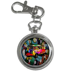 Hippie Van  Key Chain Watches by Valentinaart
