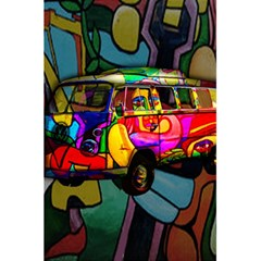 Hippie Van  5 5  X 8 5  Notebooks by Valentinaart