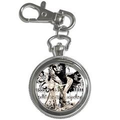 Vintage Angel Key Chain Watches by Valentinaart