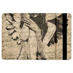 Vintage Angel Ipad Air 2 Flip by Valentinaart