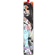 Graffiti Angel Large Book Marks by Valentinaart
