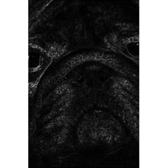 Black Bulldog 5 5  X 8 5  Notebooks by Valentinaart