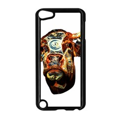 Artistic Cow Apple Ipod Touch 5 Case (black) by Valentinaart
