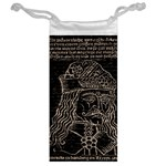 Count Vlad Dracula Jewelry Bag Back