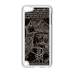 Count Vlad Dracula Apple Ipod Touch 5 Case (white) by Valentinaart