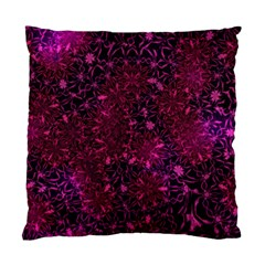 Retro Flower Pattern Design Batik Standard Cushion Case (one Side) by Simbadda