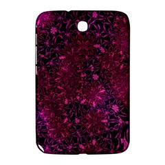 Retro Flower Pattern Design Batik Samsung Galaxy Note 8 0 N5100 Hardshell Case  by Simbadda