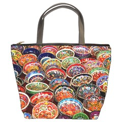 Art Background Bowl Ceramic Color Bucket Bags