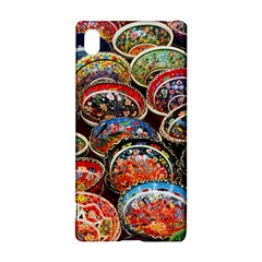 Art Background Bowl Ceramic Color Sony Xperia Z3+ by Simbadda