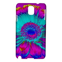 Retro Colorful Decoration Texture Samsung Galaxy Note 3 N9005 Hardshell Case by Simbadda