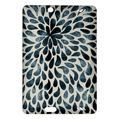 Abstract Flower Petals Floral Amazon Kindle Fire Hd (2013) Hardshell Case by Simbadda
