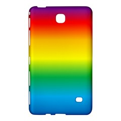 Rainbow Background Colourful Samsung Galaxy Tab 4 (7 ) Hardshell Case