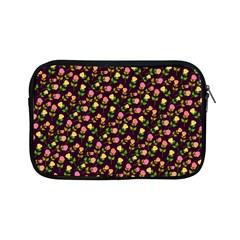 Flowers Roses Floral Flowery Apple Ipad Mini Zipper Cases by Simbadda