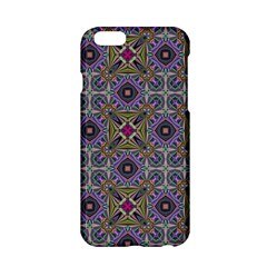 Vintage Abstract Unique Original Apple Iphone 6/6s Hardshell Case by Simbadda