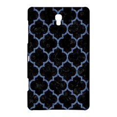 Tile1 Black Marble & Blue Denim Samsung Galaxy Tab S (8 4 ) Hardshell Case  by trendistuff