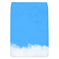 Blue Sky Clouds Day Flap Covers (s)  by Simbadda