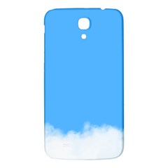 Blue Sky Clouds Day Samsung Galaxy Mega I9200 Hardshell Back Case