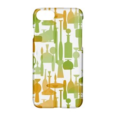 Angerine Blenko Glass Apple Iphone 7 Hardshell Case by Simbadda