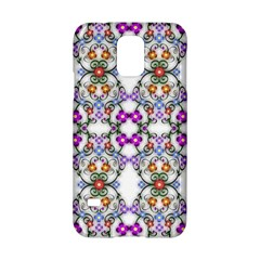 Floral Ornament Baby Girl Design Samsung Galaxy S5 Hardshell Case  by Simbadda