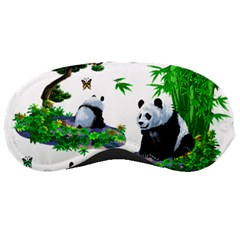 Cute Panda Cartoon Sleeping Masks by Simbadda