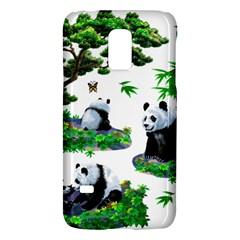 Cute Panda Cartoon Galaxy S5 Mini by Simbadda