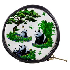 Cute Panda Cartoon Mini Makeup Bags by Simbadda