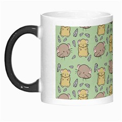 Cute Hamster Pattern Morph Mugs