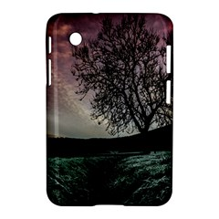 Sky Landscape Nature Clouds Samsung Galaxy Tab 2 (7 ) P3100 Hardshell Case  by Simbadda