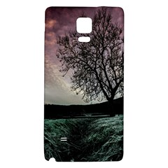 Sky Landscape Nature Clouds Galaxy Note 4 Back Case by Simbadda