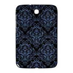 Damask1 Black Marble & Blue Denim Samsung Galaxy Note 8 0 N5100 Hardshell Case  by trendistuff
