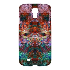 Modern Abstract Geometric Art Rainbow Colors Samsung Galaxy S4 I9500/i9505 Hardshell Case