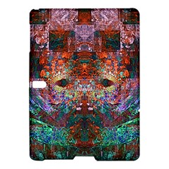 Modern Abstract Geometric Art Rainbow Colors Samsung Galaxy Tab S (10 5 ) Hardshell Case  by CrypticFragmentsColors