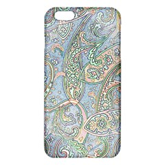 Paisley Boho Hippie Retro Fashion Print Pattern  Iphone 6 Plus/6s Plus Tpu Case by CrypticFragmentsColors