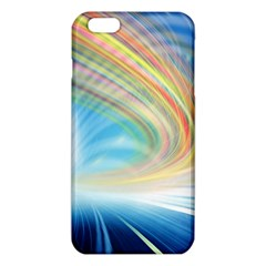 Glow Motion Lines Light Iphone 6 Plus/6s Plus Tpu Case by Alisyart