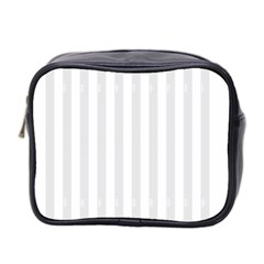 Main Field Football Sport Gray Mini Toiletries Bag 2 Side by Alisyart