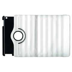 Main Field Football Sport Gray Apple Ipad 3/4 Flip 360 Case by Alisyart