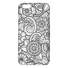 These Flowers Need Colour! Iphone 6 Plus/6s Plus Tpu Case by Simbadda