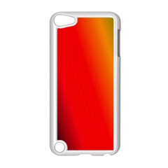 Multi Color Pattern Background Apple Ipod Touch 5 Case (white) by Simbadda