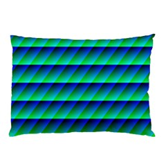 Background Texture Structure Color Pillow Case (two Sides) by Simbadda