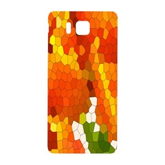 Mosaic Glass Colorful Color Samsung Galaxy Alpha Hardshell Back Case