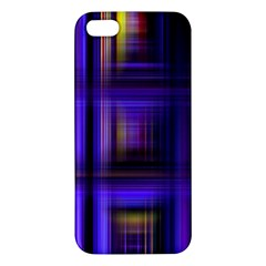 Background Texture Pattern Color Iphone 5s/ Se Premium Hardshell Case by Simbadda