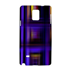 Background Texture Pattern Color Samsung Galaxy Note 4 Hardshell Case by Simbadda