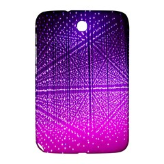 Pattern Light Color Structure Samsung Galaxy Note 8 0 N5100 Hardshell Case  by Simbadda