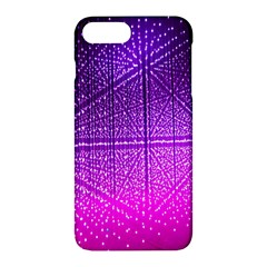 Pattern Light Color Structure Apple iPhone 7 Plus Hardshell Case by Simbadda
