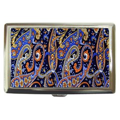 Pattern Color Design Texture Cigarette Money Cases by Simbadda