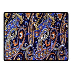 Pattern Color Design Texture Double Sided Fleece Blanket (small)  by Simbadda