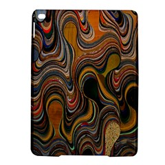 Swirl Colour Design Color Texture Ipad Air 2 Hardshell Cases by Simbadda