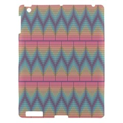 Pattern Background Texture Colorful Apple Ipad 3/4 Hardshell Case by Simbadda