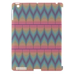 Pattern Background Texture Colorful Apple Ipad 3/4 Hardshell Case (compatible With Smart Cover) by Simbadda