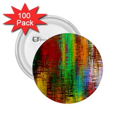 Color Abstract Background Textures 2 25  Buttons (100 Pack)  by Simbadda